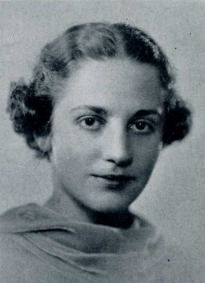 Lucy Verza, 1936-1937