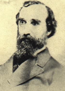 Jacob Beakley, M.D., founding dean of New York Medical College