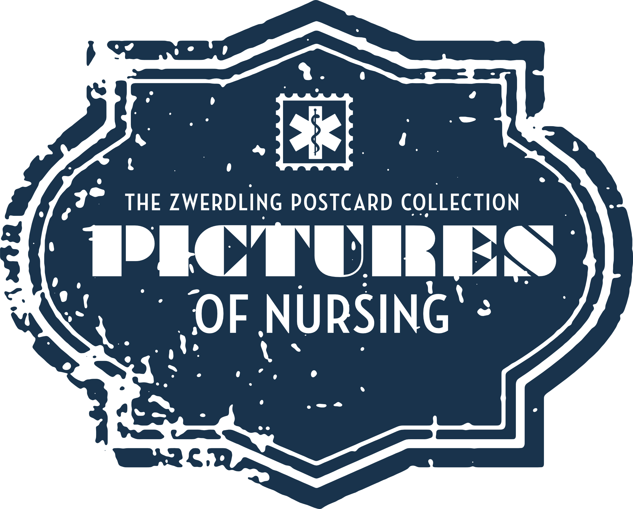 The logo of the Pictures of Nursing: The Zwerdling