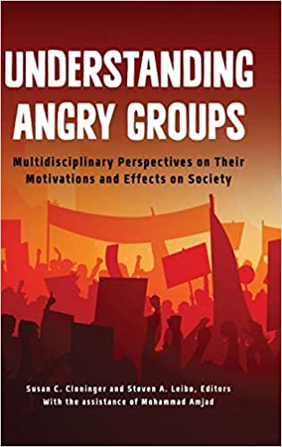 Book cover: Understanding Angry Groups