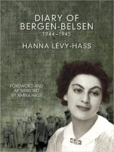 Diary of Bergen-Belsen, 1944–1945