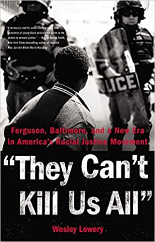 Book cover: They Can't Kill Us All