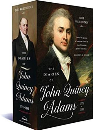Diaries of John Quincy Adams, 1779-1848