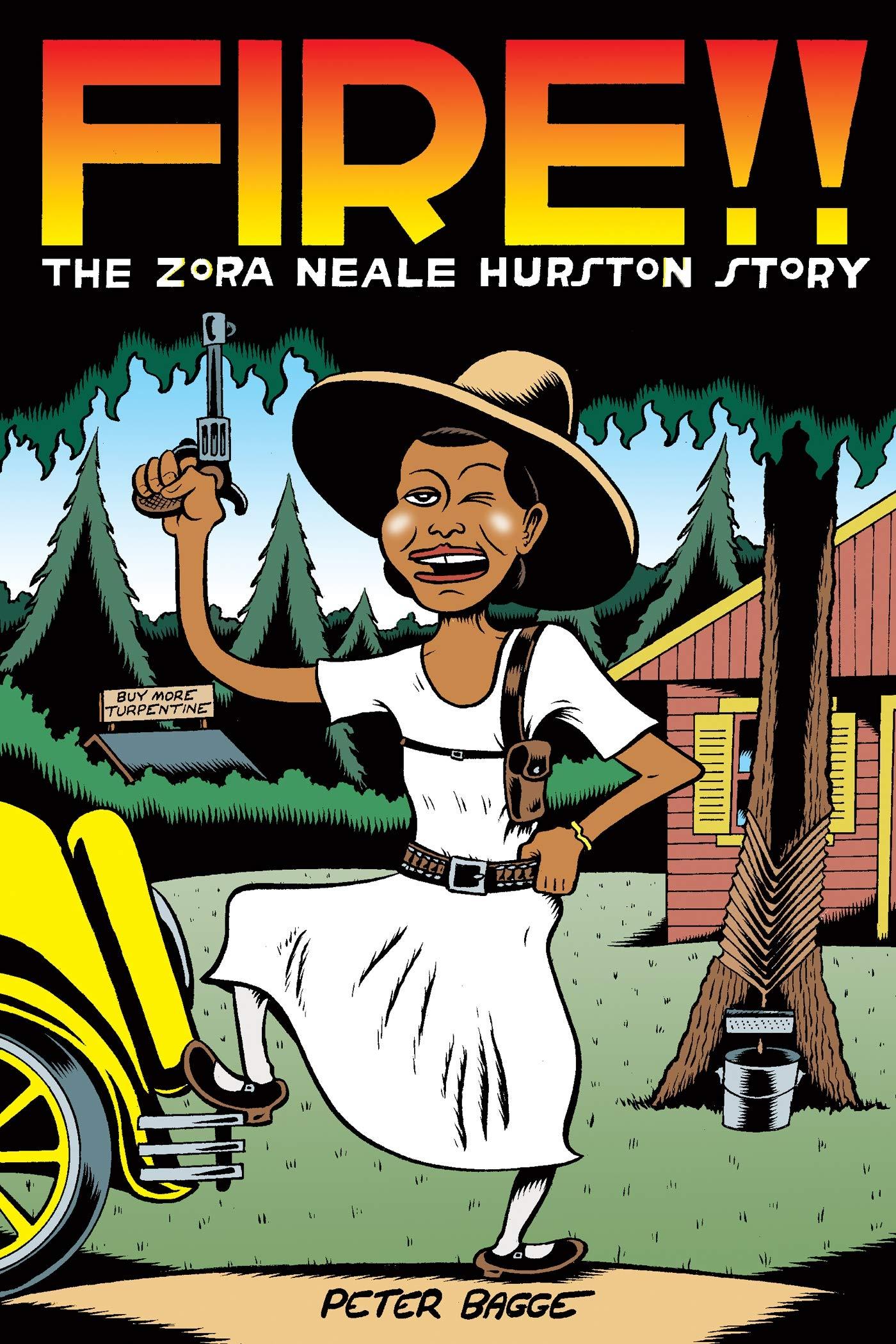 Fire!!: The Zora Neale Hurston Story