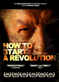 Book cover: How to start a revolution