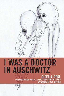 Book cover: I Was a Doctor in Auschwitz
