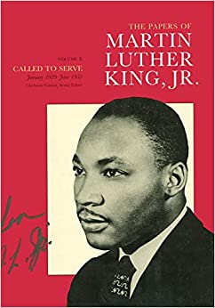 Book cover: The Papers of Martin Luther King, Jr.