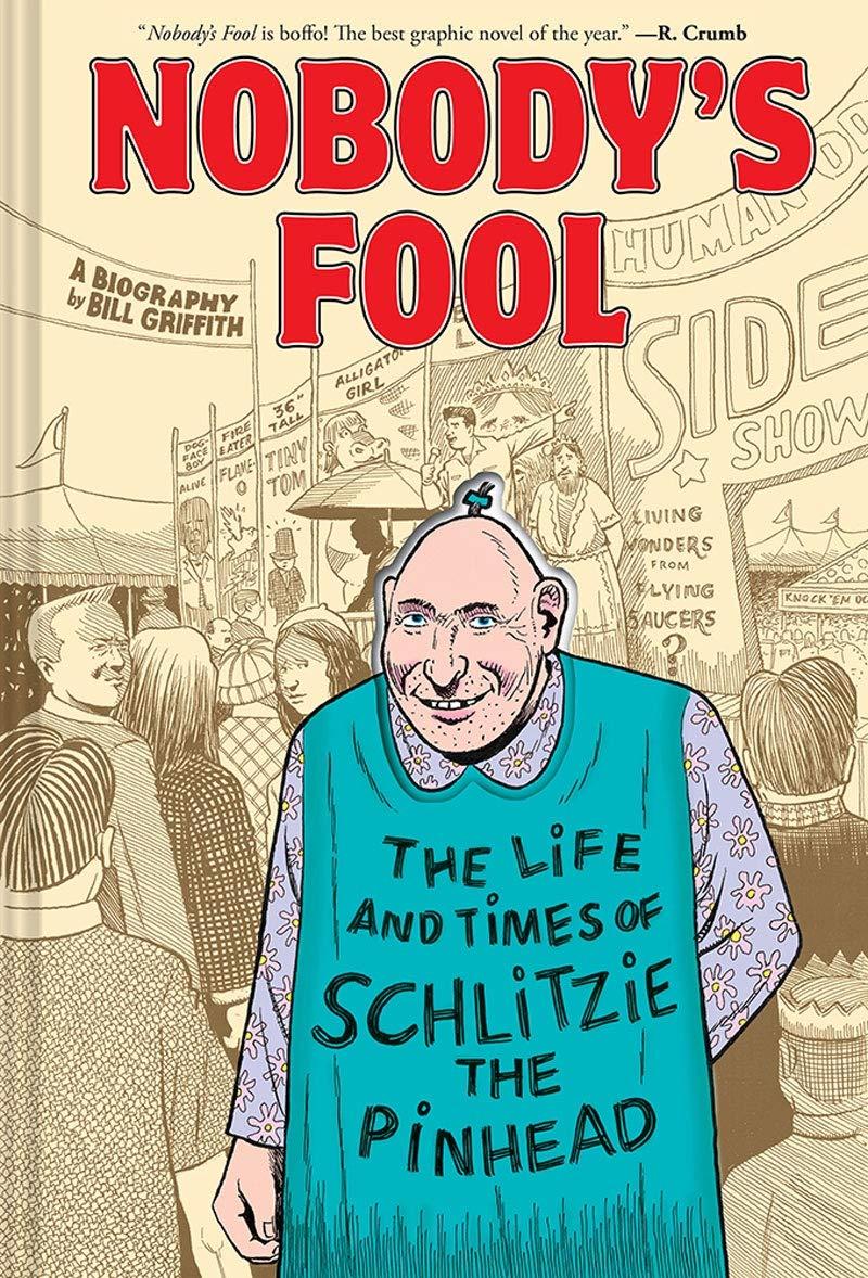 Book cover: Nobody's Fool