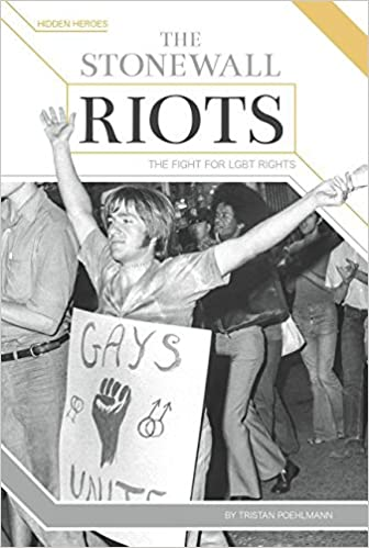 Book cover: Stonewall Riots