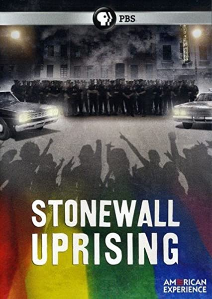 DVD cover: Stonewall Uprising