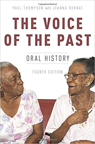 The Voice of the Past: 4th Edition