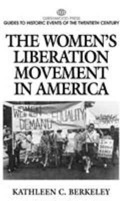 Cover of The Women's Liberation Movement in America