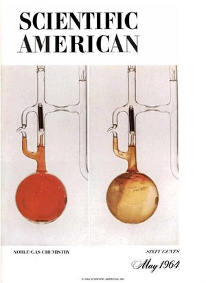 Cover Scientific American