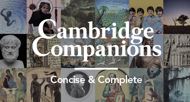 Cambridge Companions logo