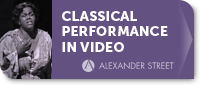 Classical Performance in Video