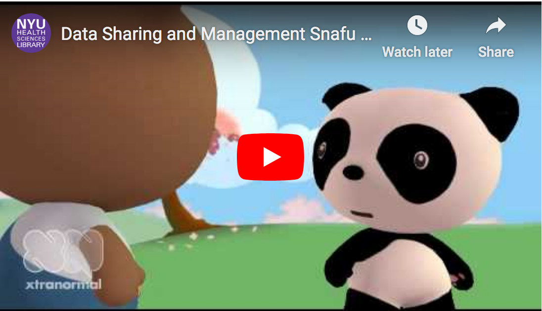 Data Sharing and Management