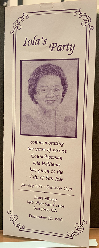 Iola Williams 1