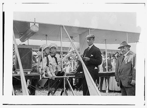 Cal Rogers Bi Plane 1911