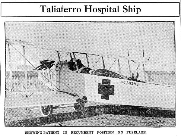 Taliaferro Hospital Ship