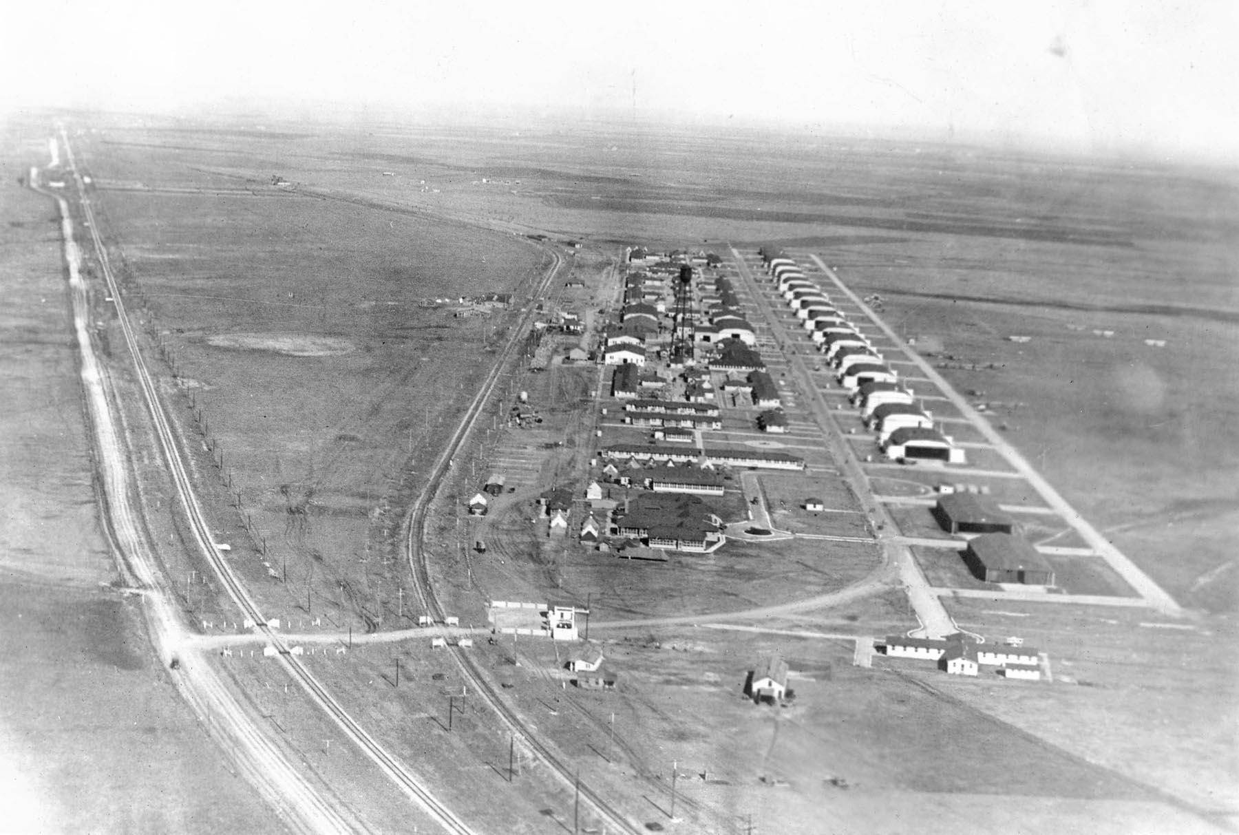 Hicks Field Fort Worth 1918