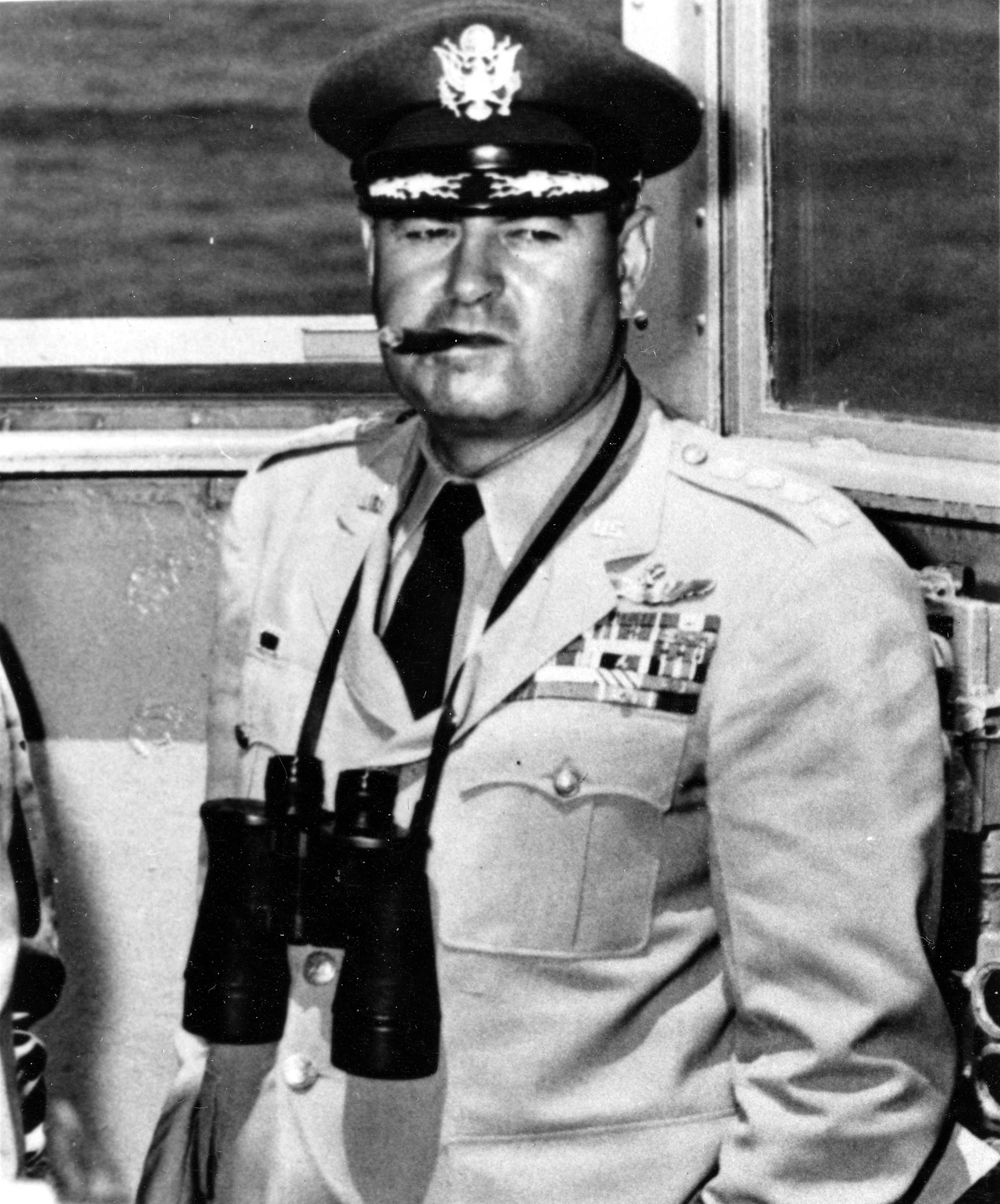 General Curtis LeMay SAC Commander 1947-1957
