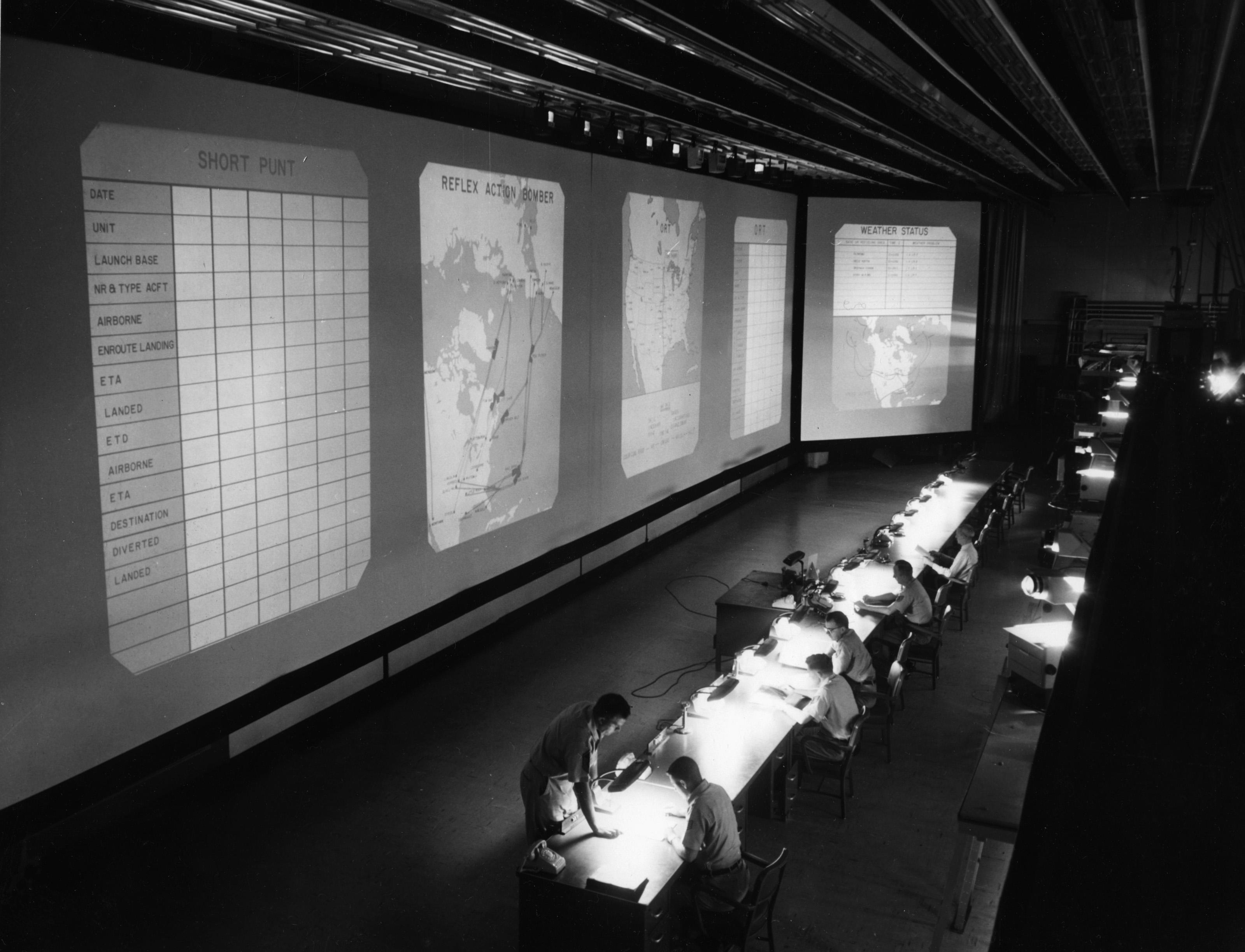 SAC War Room