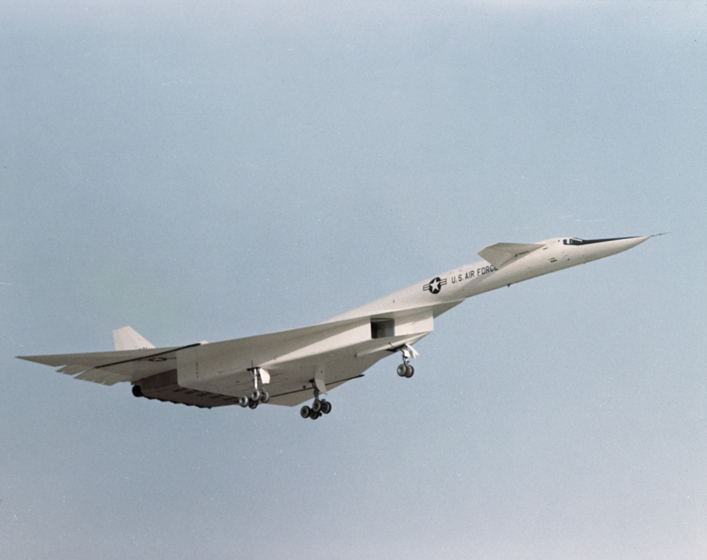 Stangle North American XB-70 Valkyrie  Bomber 1966