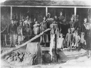 William Parker Family