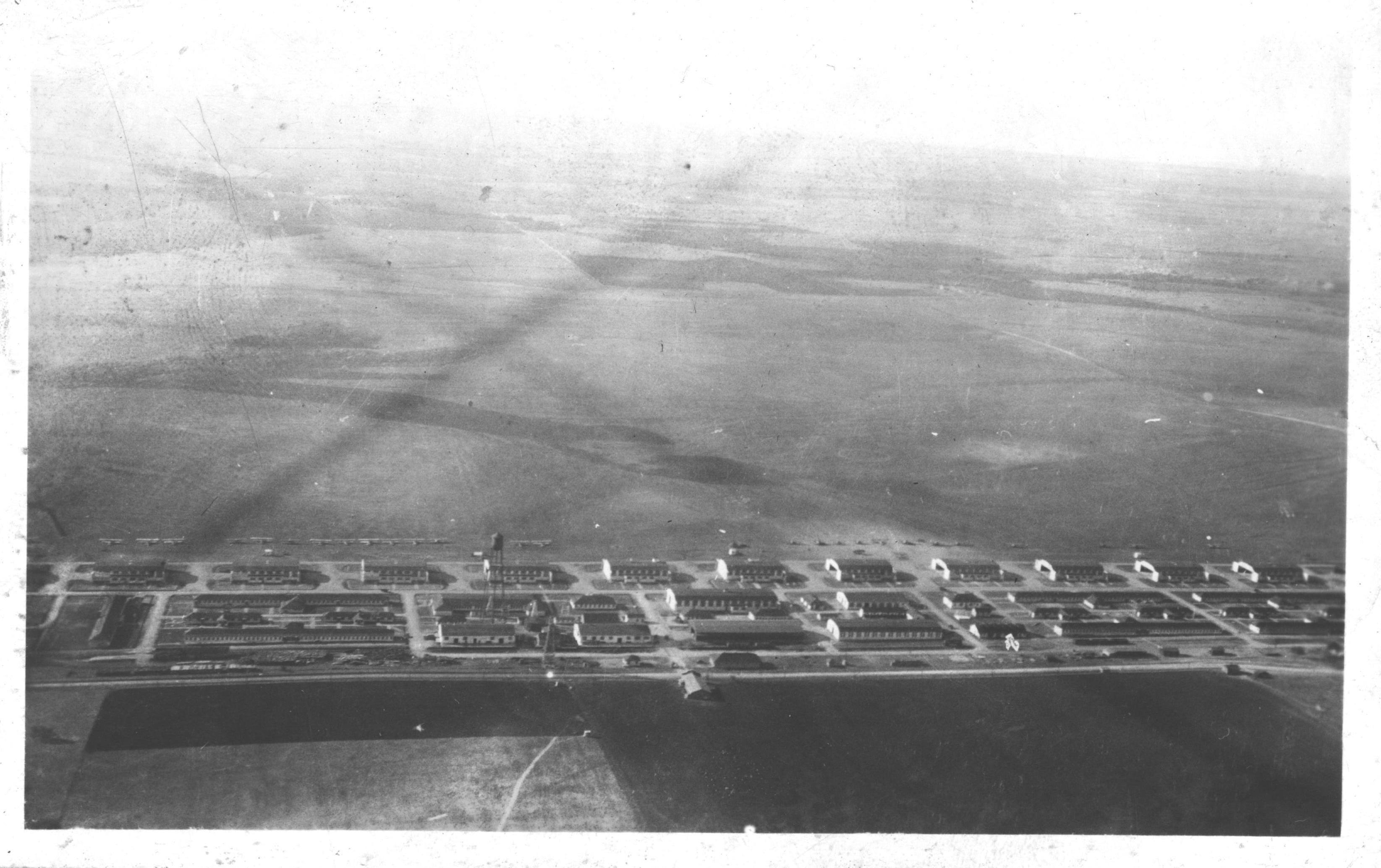 Barron Field, Fort Worth 1917