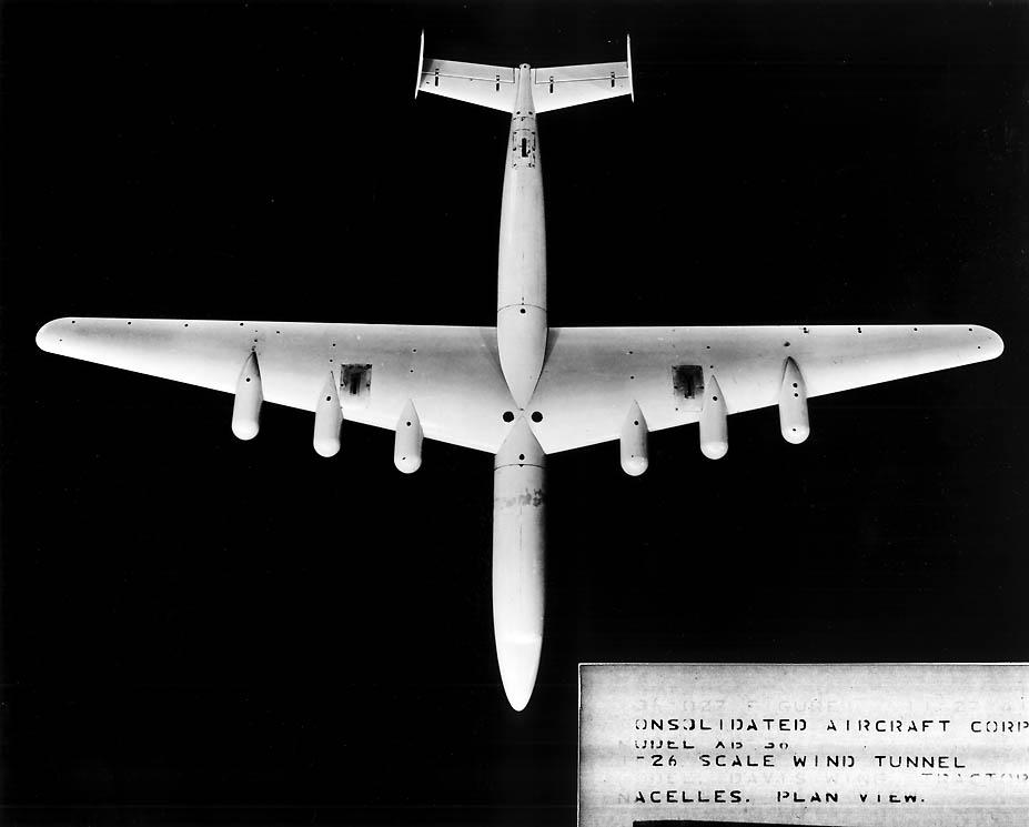 B-36 early design