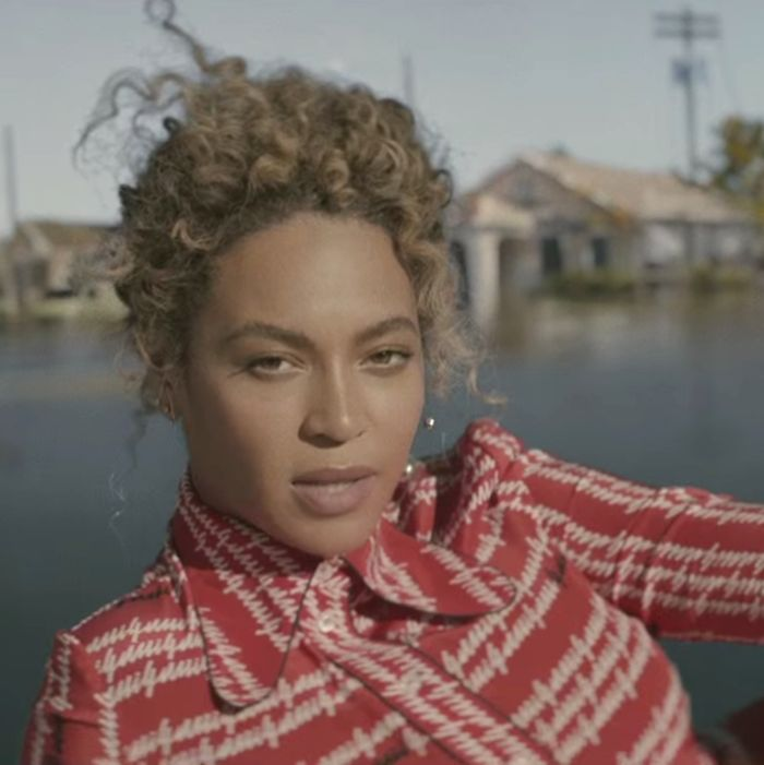 Photo of Beyonce in Formation video