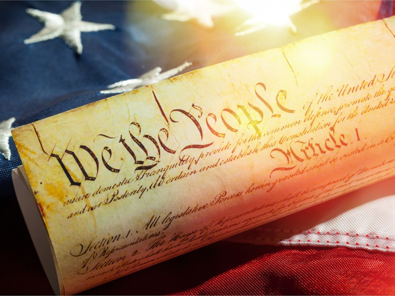 Watch videos about the Constitution!