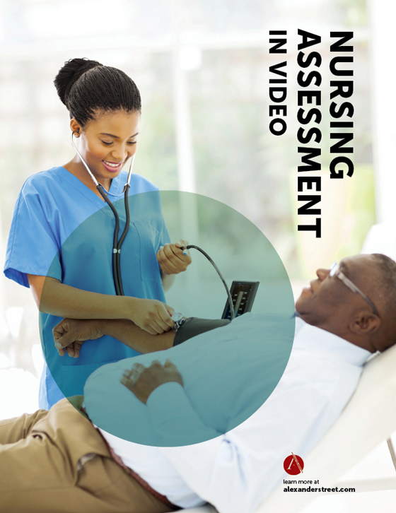 Nursing Assessment in Video Brochure Image