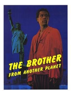 A Brother from Another Planet Poster