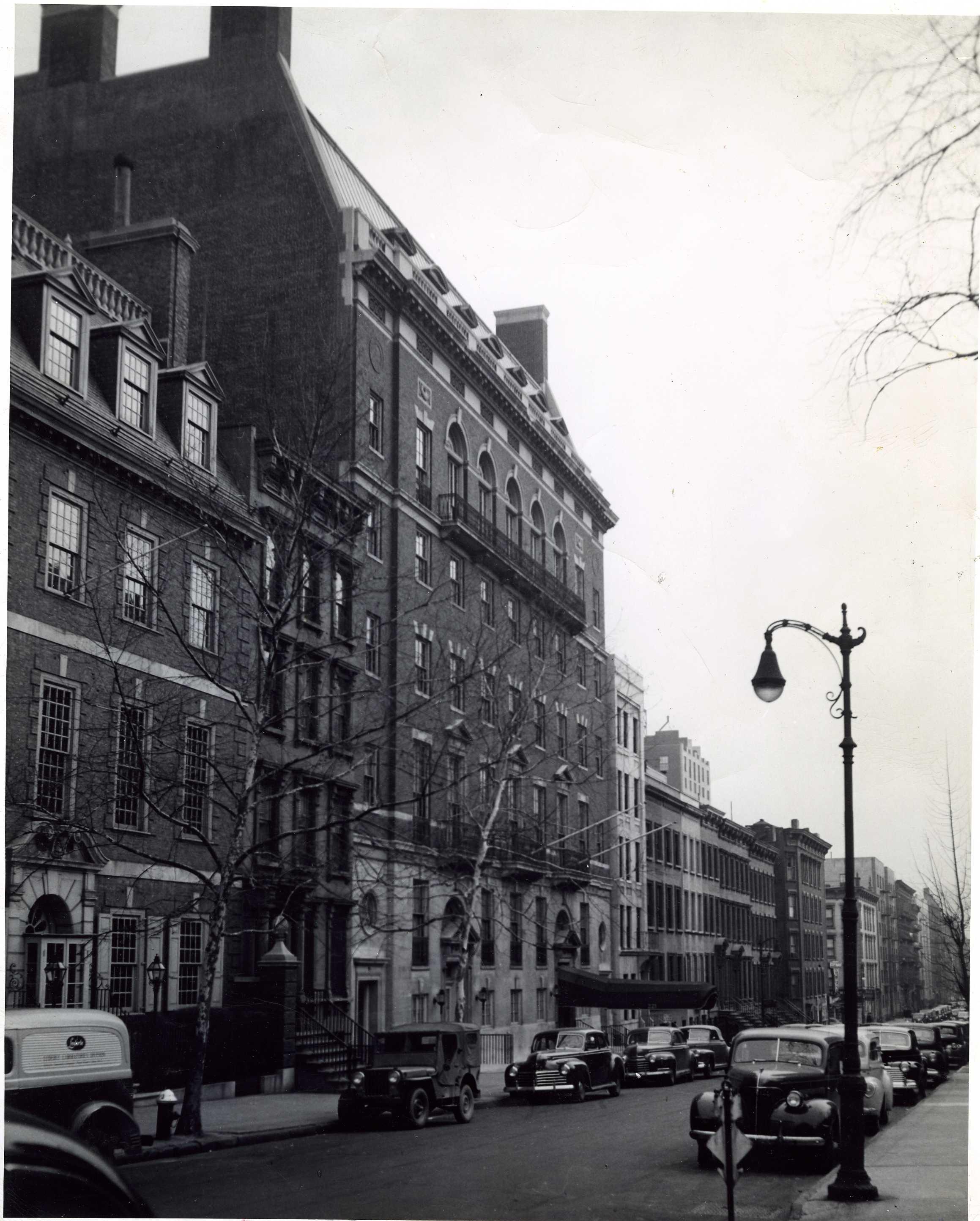 Marymount Manhattan College, 1949