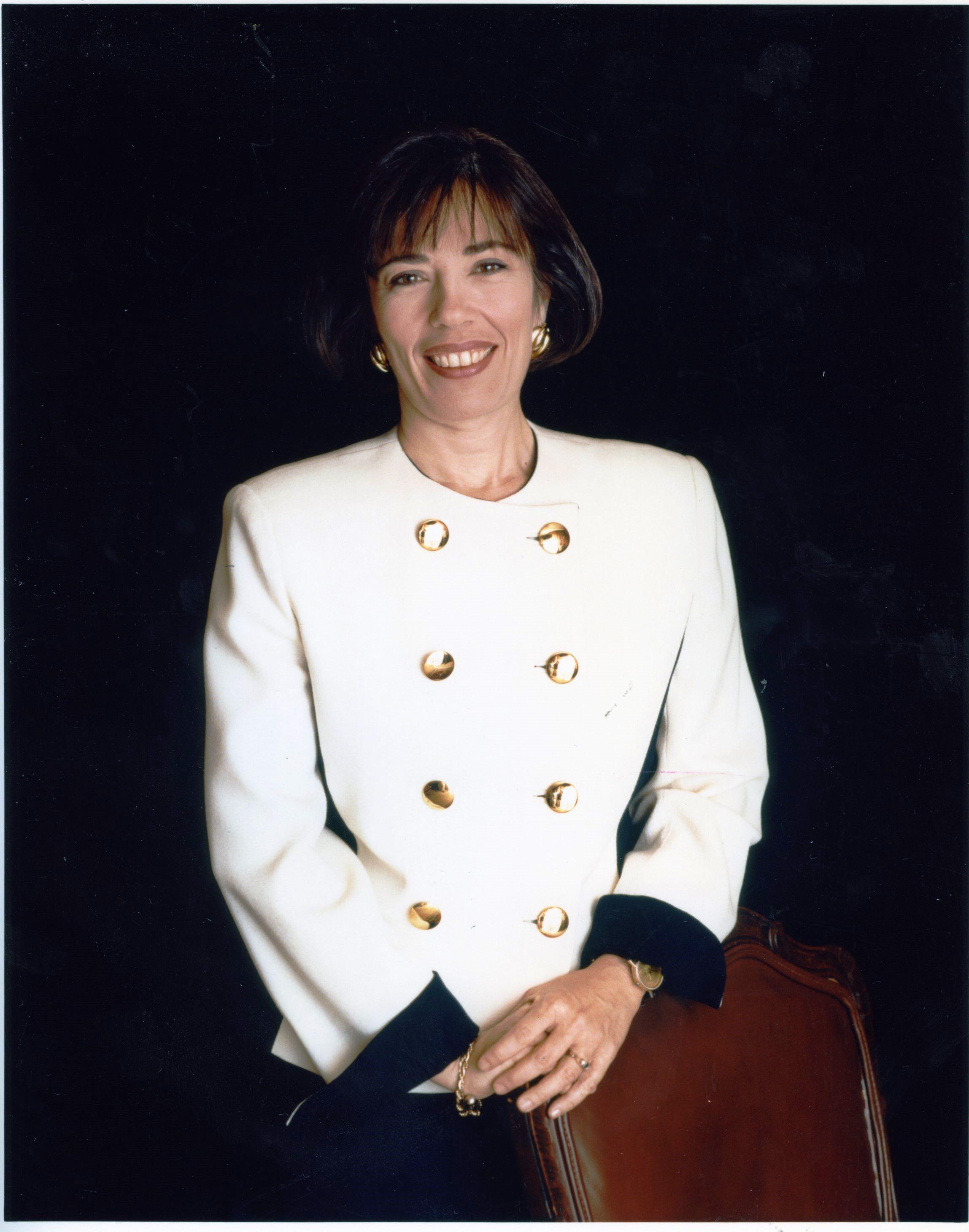 Portrait of Regina S. Peruggi