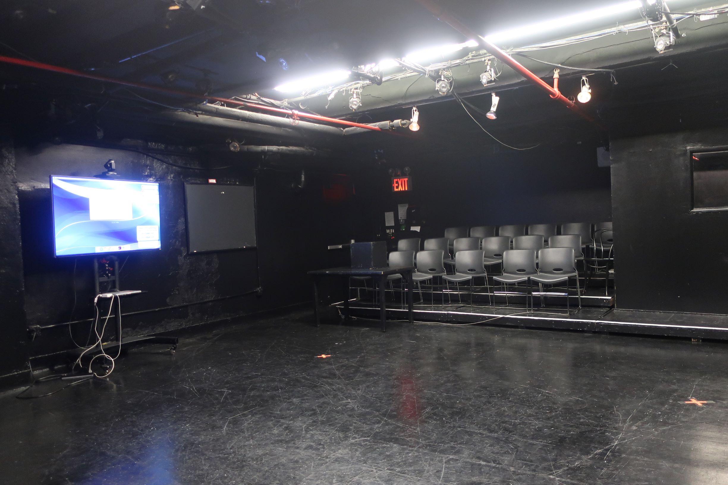J. William Bordeau Black Box Theatre 2021