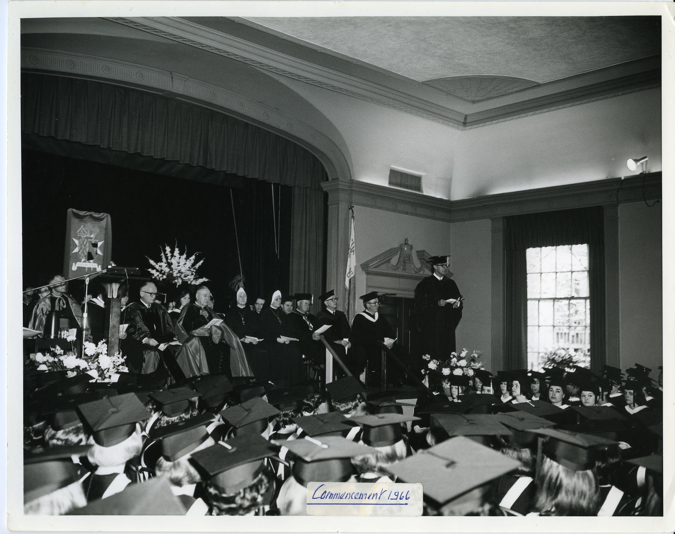 Great Hall 1966