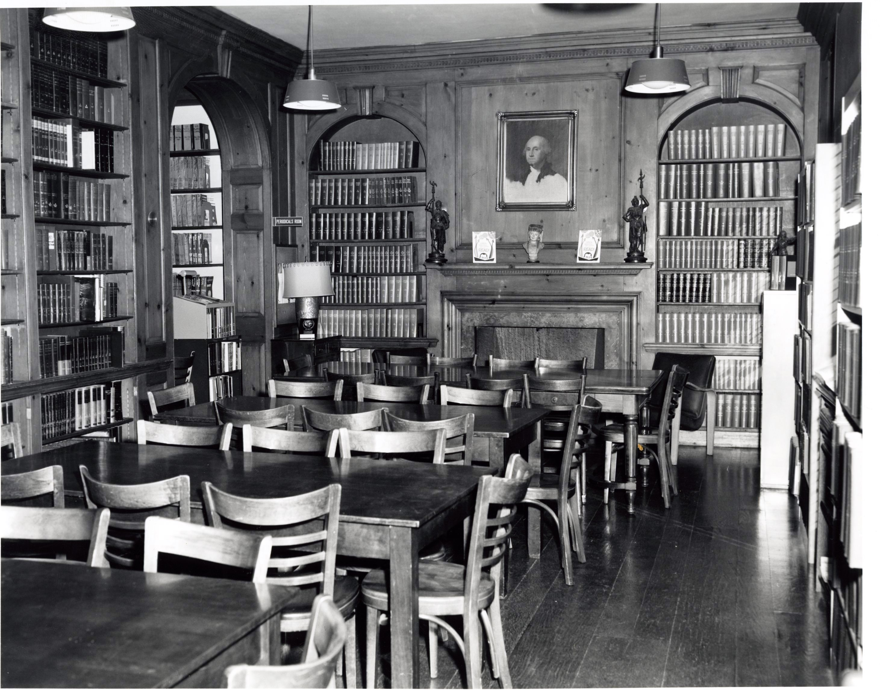 MMC's pre-1974 library