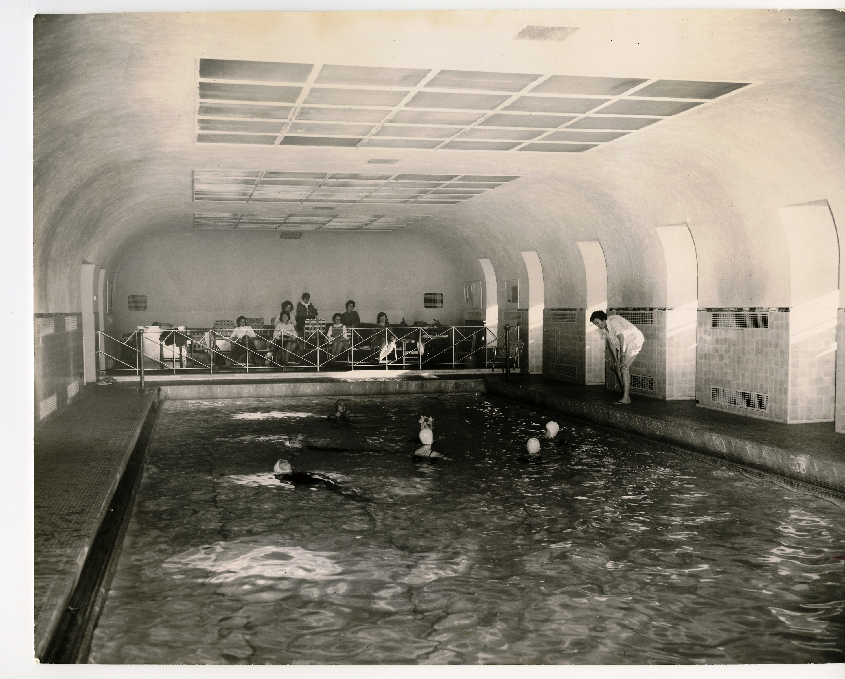 MMC swimming pool