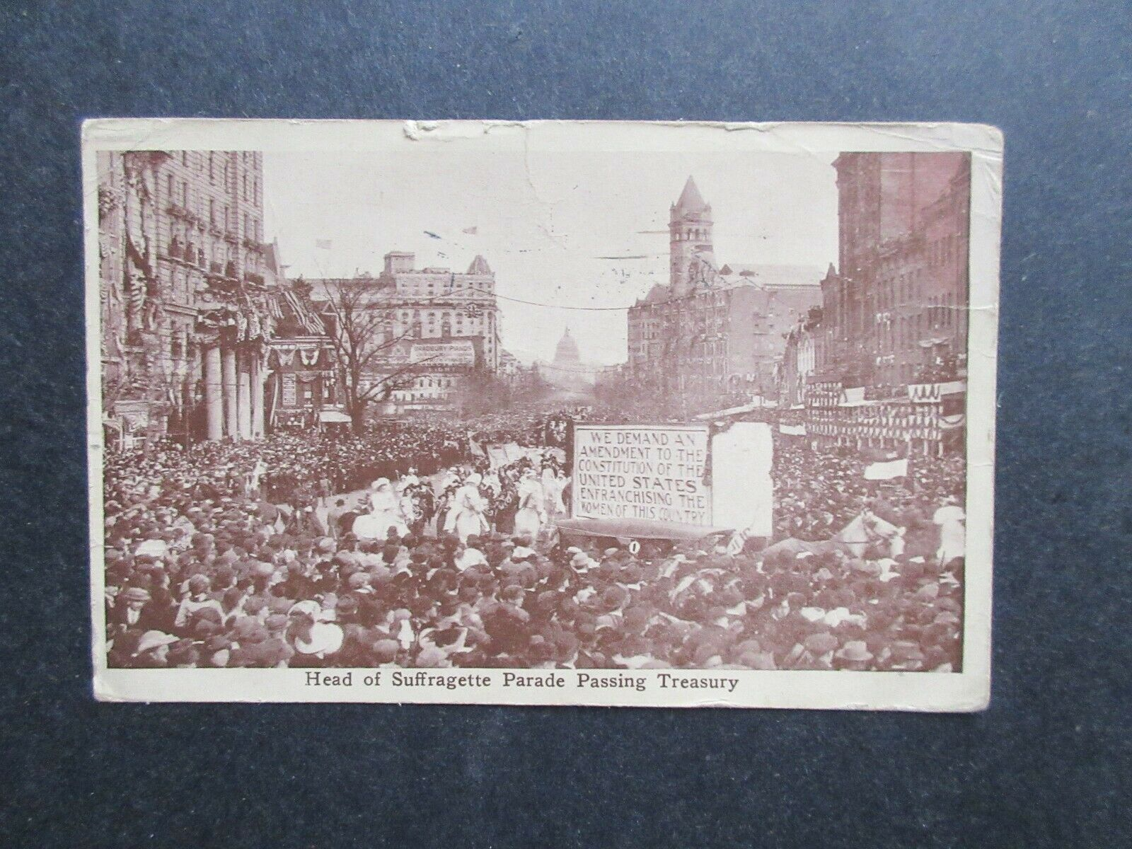 Protest 1913