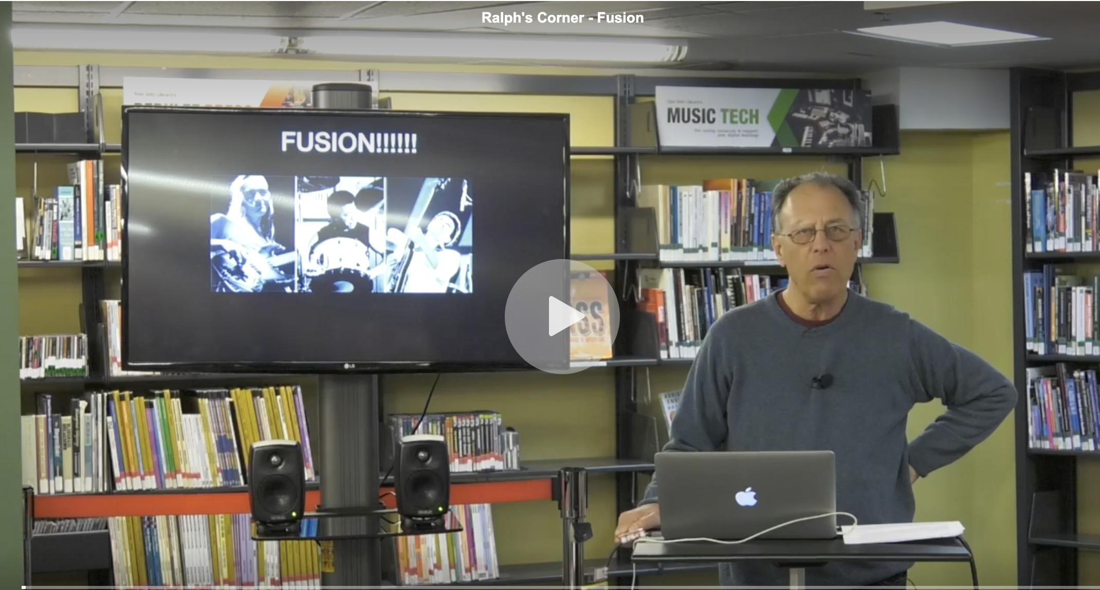 Ralph's Corner Does Fusion Presentation Video