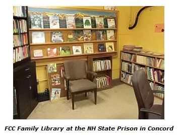 FCC Family Library at the NH State Prison in Concord