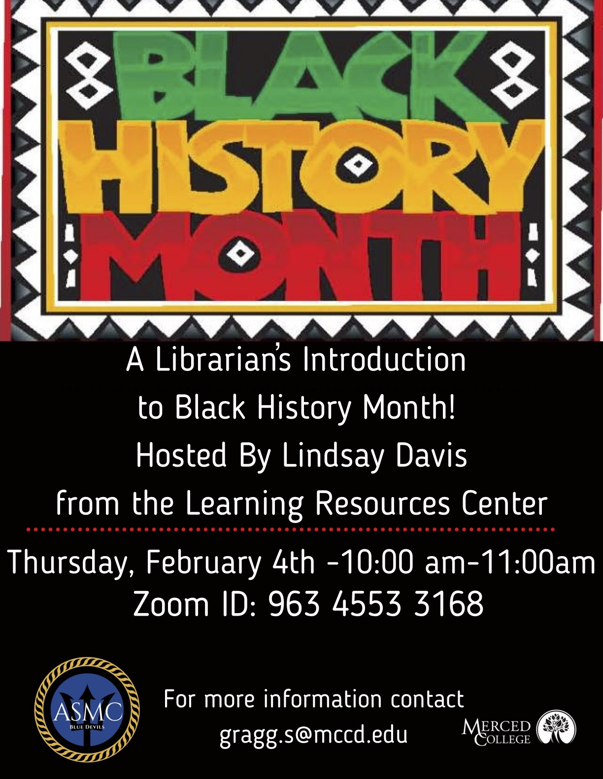 A Librarian's Introduction to Black History Month