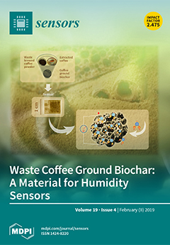 Cover of Sensors Feb 2019 Issue 4