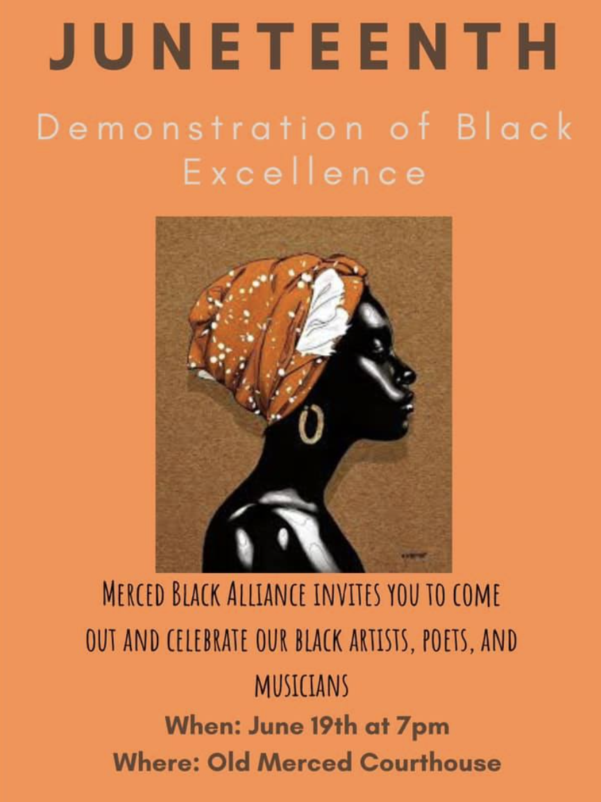 Merced Black Alliance Juneteenth Celebration