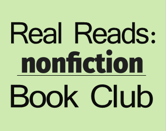 Real Reads: Non-Fiction Book Club