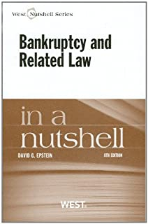 "Image of the study aid ""Bankruptcy and Related Law in a Nutshell"""
