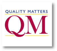 Quality Matters Logo (used with permission)