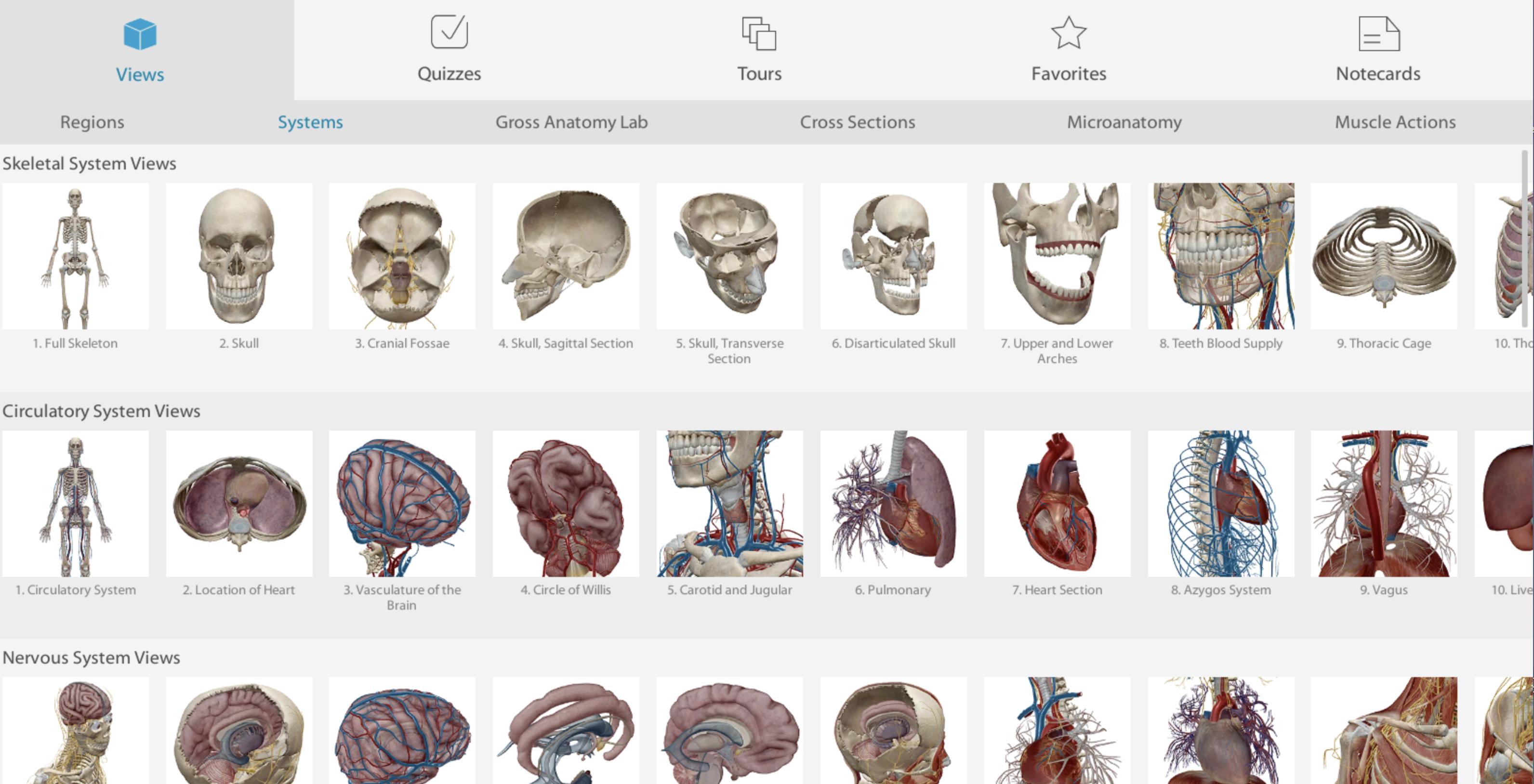 Human Anatomy Atlas site